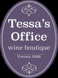 Tessa's Office: Wine Boutique & Spirits logo
