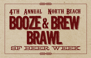 15 Romolo's 4th Annual Booze & Brew Brawl!