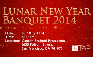 TAP-SF Annual Lunar New Year Banquet 2014