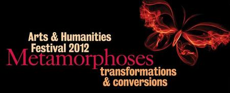 Arts & Humanities Festival 2012