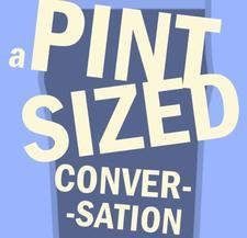 A Pint Sized Conversation logo