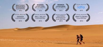 Desert Runners Screening & Head Torch Run