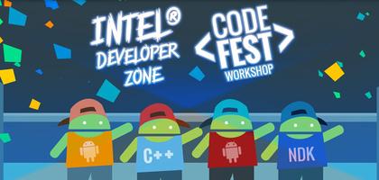 Intel Codefest London #1