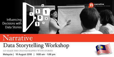 Data Storytelling Workshop Malaysia - SOLD OUT