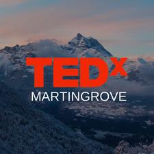 TEDxMartingrove logo