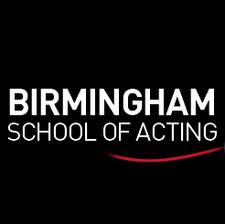 Birmingham School of Acting logo