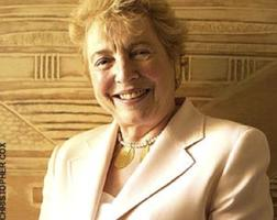 An evening with Dame Stephanie Shirley