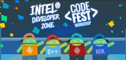 Codefest Intel Toulouse