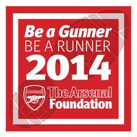 Be a Gunner. Be a Runner. 2014