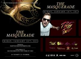 Trapfest: The Masquerade ft Party Favor