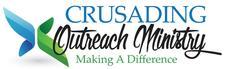 Crusading Outreach Ministry Inc. 501 c 3 logo