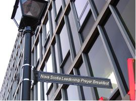 Nova Scotia Leadership Prayer Breakfast 2014