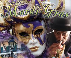 Destination Fridays -- Come to the Mardi Gras
