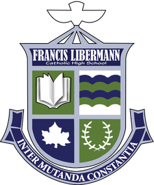Francis Libermann Catholic High School logo