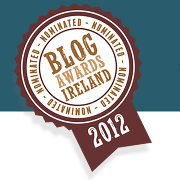 The Blog Awards Ireland 2012