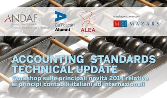 ACCOUNTING STANDARDS TECHNICAL UPDATE