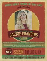 An Evening with Jackie Francois