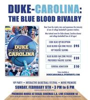 Duke-Carolina Day: The Blue Blood Rivalry Documentary...