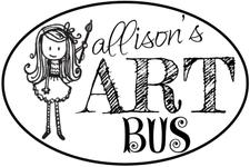 Allison's Art Bus logo