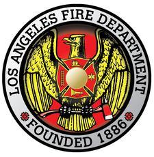 Los Angeles Fire Department Community Risk Reduction Unit logo