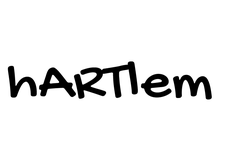 hARTlem logo