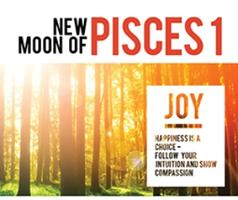 New Moon of Pisces 1