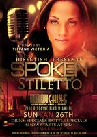 """The Spoken Stiletto"""