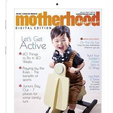 Motherhood Magazine logo