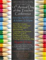 12th Annual Day of The Teacher Conference