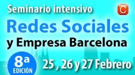 Seminario Redes Sociales y Empresa - Barcelona...