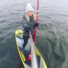 Fit for Adventure - in association with South Wales SUP Club logo