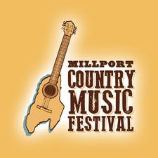 Millport Country Music Festival logo