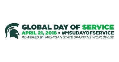 KZOO Spartans 2018 Global Day of Service with the...