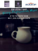 Joint Happy Hour (Generation Listen + SAYP)