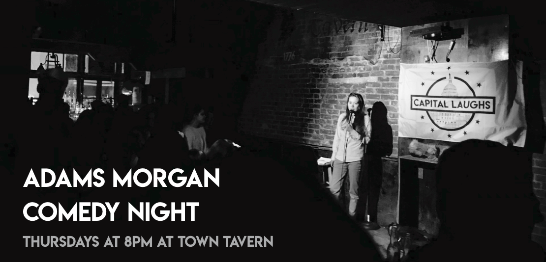 Adams Morgan Comedy Night (Stand-Up Comedy)