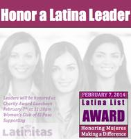 Latina List Award Luncheon