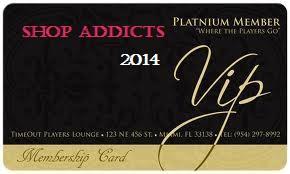 Become A Fashionista Platinum/Diamond VIP MEMBERSHIP...