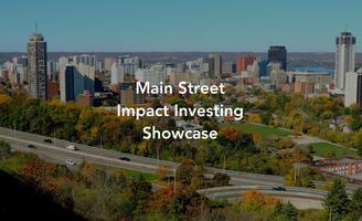 Main Street Impact Investing Showcase in Hamilton