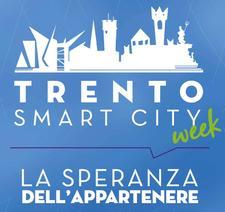 Trento Smart City Week 2018 logo