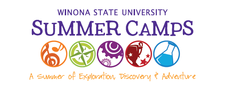 Winona State University Camp & Conference Services logo