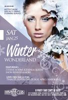 Winter Wonderland at Havana Club: Saturday Jan 25
