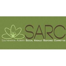Southeastern Alberta Sexual Assault Response Committee (SARC) logo