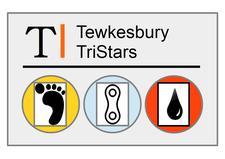 Tewkesbury Triathlon Club and Tewkesbury Tri-Stars logo