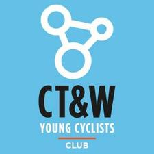 Cheltenham Tewkesbury and Winchcombe Young Cyclists Club logo