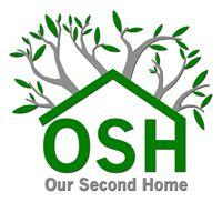 Our Second Home logo