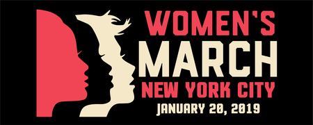 Women's March New York City 2019