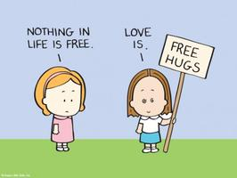 Free Hugs Day Naples