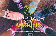 Approach Adventure  logo