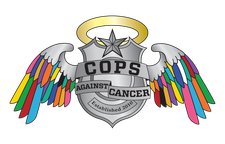 Cops Against Cancer logo