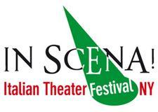 In Scena! Italian Theater Festival NY logo